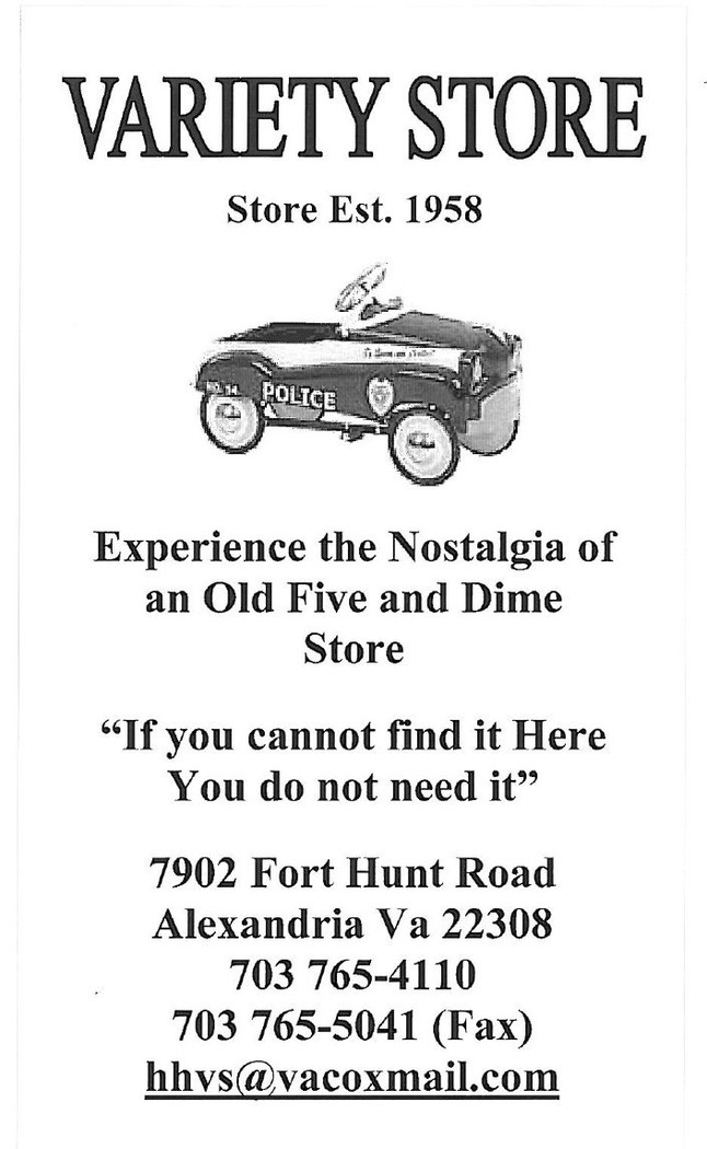 Friends Of Fort Hunt