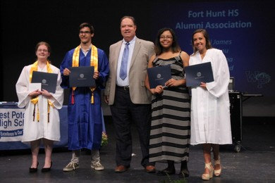 2015 FHHS Scholarship Winners
